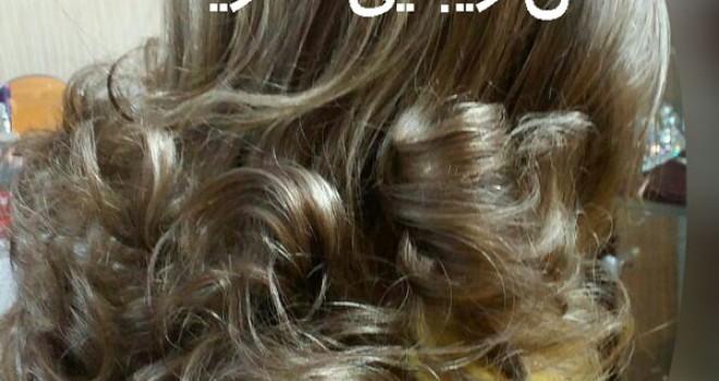 آرایشگاه رنگ و مش و رنگ مو در پیروزی