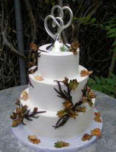 عکس کیک عروسی