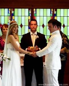 مراسم ازدواج در اروپا