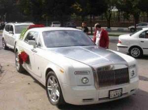 جدیدترین ماشین عروسی قشنگ ترین ماشین عروسی ماشین عروسی سال 93