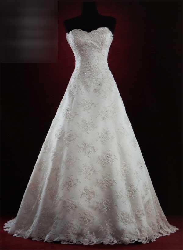 مرکز فروش لباس عروس در تهران