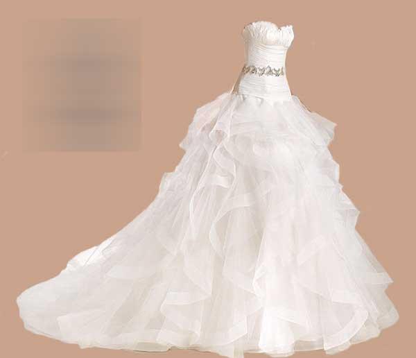 کرایه لباس عروس دانتل در کرج ارزانترین مزون لباس عروس در کرج