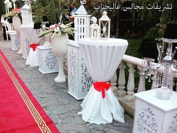 خدمات مجالس عروسی با قیمت مناسب
