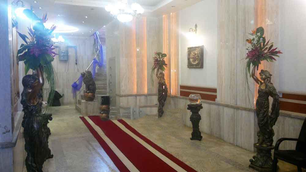 تالار عروسی در کرج قیمت