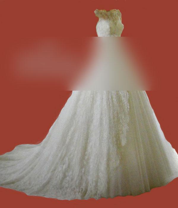 دوخت لباس عروس در کرج