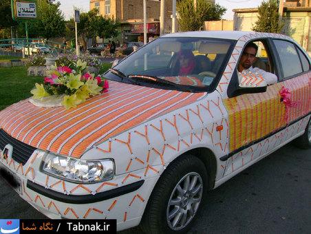 انواع ماشین عروس انواع ماشین عروس عکسهای ماشین عروس تزئین ماشین عروس زیباترین ماشین عروس