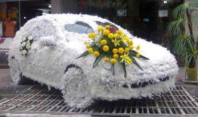 عکس ماشین عروس فصلی عکس ماشین عروس های ایرانی مدل جدید شیک جالب زیبا