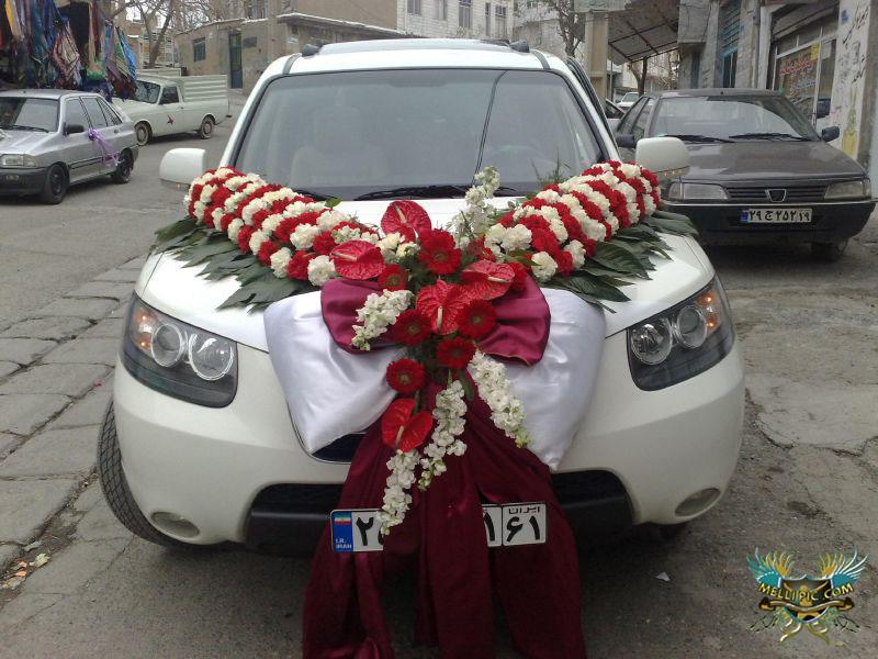 دانلود ماشین عروس  بهترین ماشین عروس ماشین عروس جالب  قشنگترین ماشین عروس  تصویر ماشین عروس  تزئینات ماشین عروس