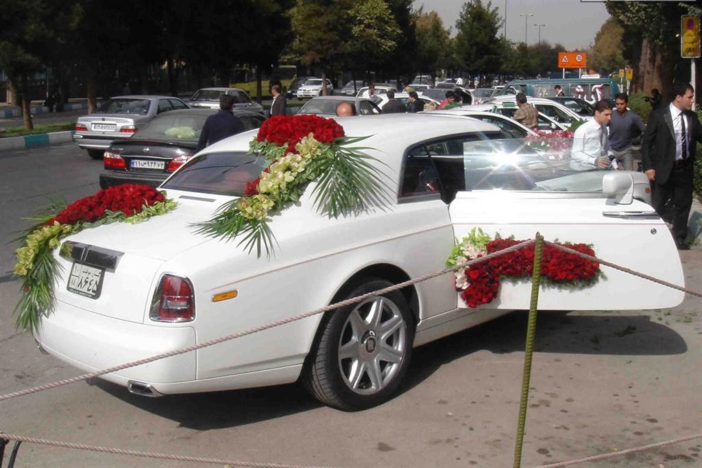 قیمت ماشین عروس ماشین عروس کلاسیک مدل تزئین ماشین عروس آلبوم ماشین عروس اجاره ماشین عروس