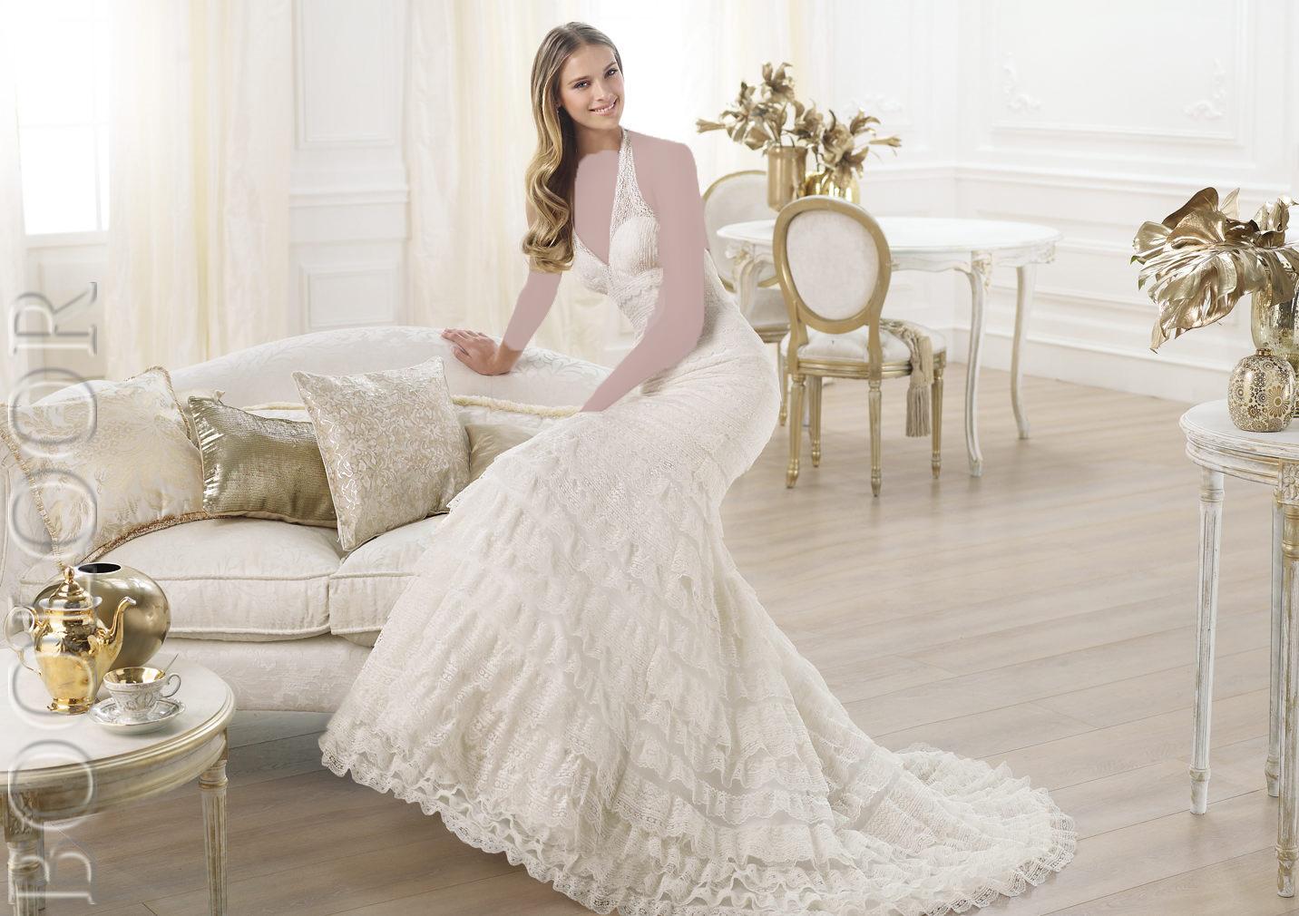 لباس عروس مزون لباس عروس لباس عروس گیپور مدل لباس عروس