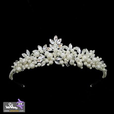 مدل تاج عروس عکس تاج عروس تاج گل عروس انواع تاج عروس جدیدترین مدل تاج عروس تاج عروس 2016 2016  جدیدترین مدل تاج عروس