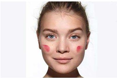 آموزش آرایش صورت تصویریِ