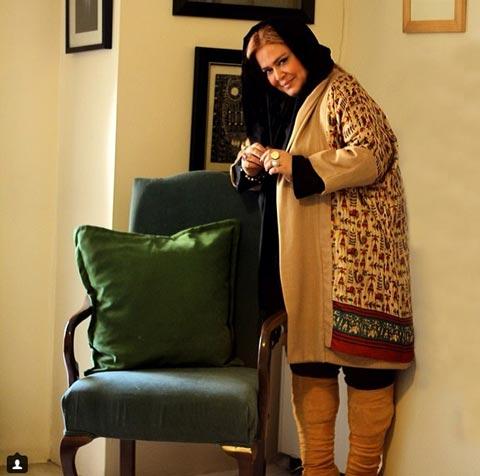 بهاره رهنما /عکس های مدلینگ بازیگران ایرانی/مدلینگ مانتو ایرانی
