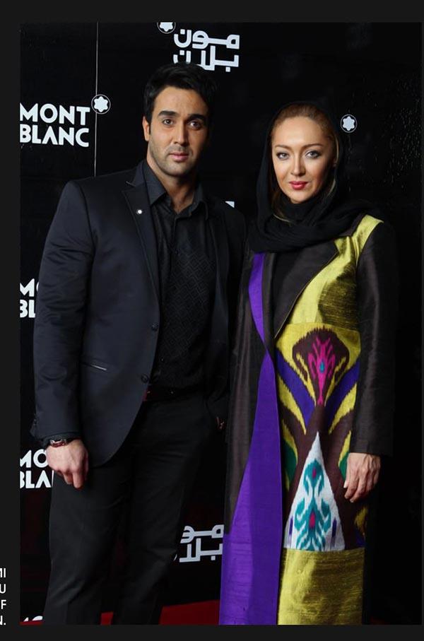 نیکی کریمی /عکس های مدلینگ بازیگران ایرانی/مدلینگ مانتو ایرانی/عکس های بازیگران زن ایرانی