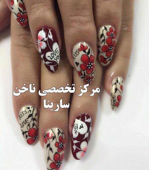 خدمات کاشت ناخن شرق تهران ,آموزش کاشت ناخن شرق تهران