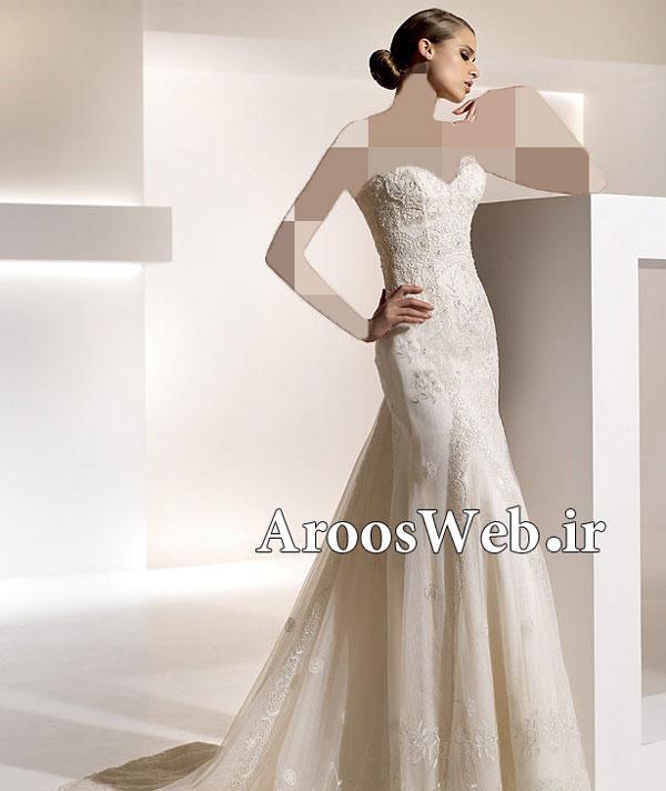 مرکز بهترین لباس عروس در  کرج