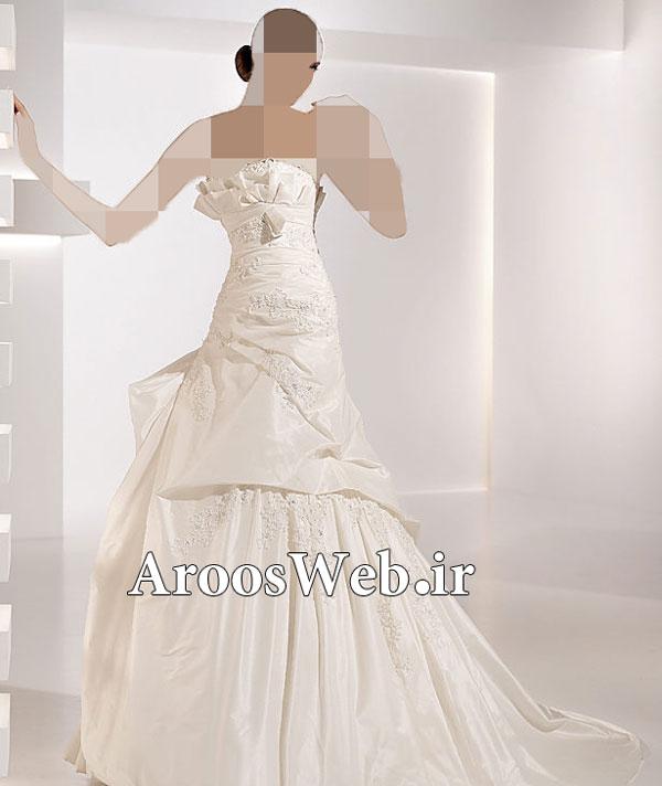 زیباترین لباس عروس در کرج
