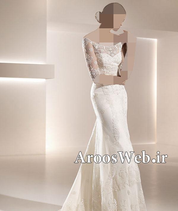 کرایه لباس عروس تهران