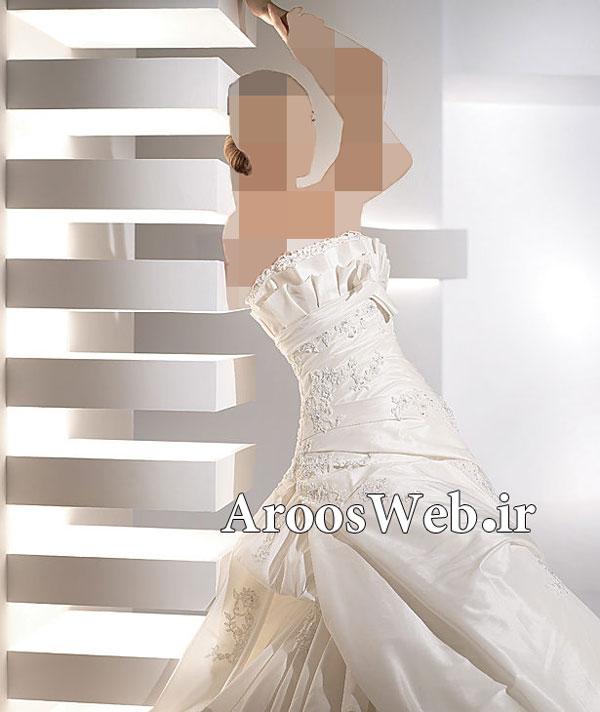 لباس عروس مناسب برای افراد چاق