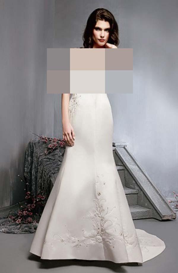 مزون لباس عروس کرج