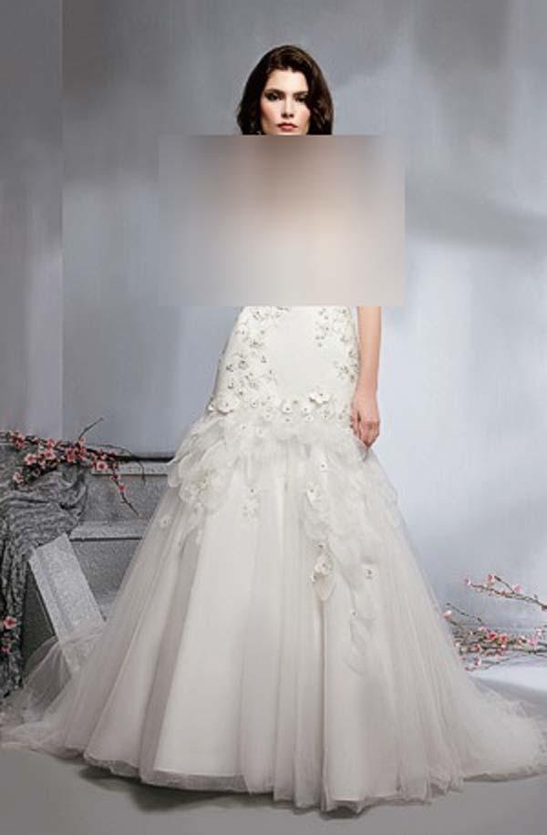 مزون لباس عروس ارزان در کرج