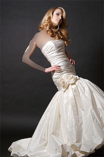 لباس عروس ارزان قیمت در تهرانپارس