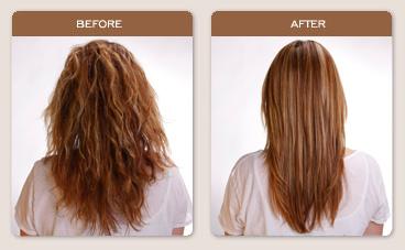 مواد کراتینه مو چیست ؟